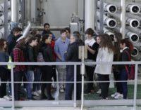 Canal abre las puertas de cuatro de sus depuradoras a estudiantes con motivo del Día Mundial del Agua