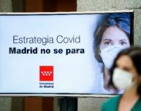 Díaz Ayuso activa una Estrategia frente al COVID-19 para que Madrid no se pare