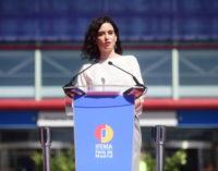 La ampliación de Ifema hará a la Comunidad de Madrid líder indiscutible del sector, afirma Díaz Ayuso