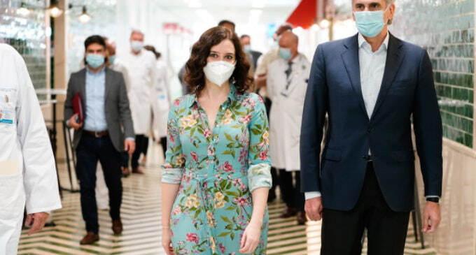 Madrid ha medicalizado 232 residencias y ha trasladado a más de 11.200 residentes a hospitales madrileños durante la pandemia