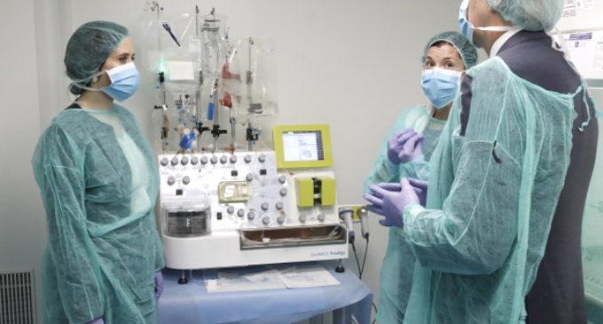 Díaz Ayuso anuncia la puesta en marcha de la Red de Terapias Avanzadas de Hematología en la sanidad pública madrileña