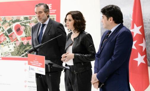 Díaz Ayuso anuncia las primeras medidas en apoyo a la Policía Nacional y la Guardia Civil