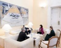 Díaz Ayuso estudia con la OMT convertir Madrid en uno de los primeros destinos turísticos del mundo con protocolo COVID-19