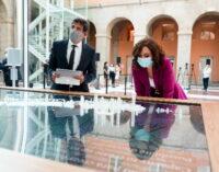 Díaz Ayuso presenta la maqueta digital de Madrid Nuevo Norte.