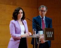 Díaz Ayuso recurrirá en el Tribunal Constitucional la nueva ley educativa del Gobierno central