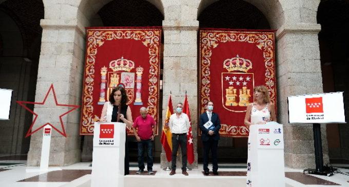 Díaz Ayuso suma a los sindicatos a su iniciativa de teletrabajo dirigida a los empleados públicos de la Comunidad de Madrid