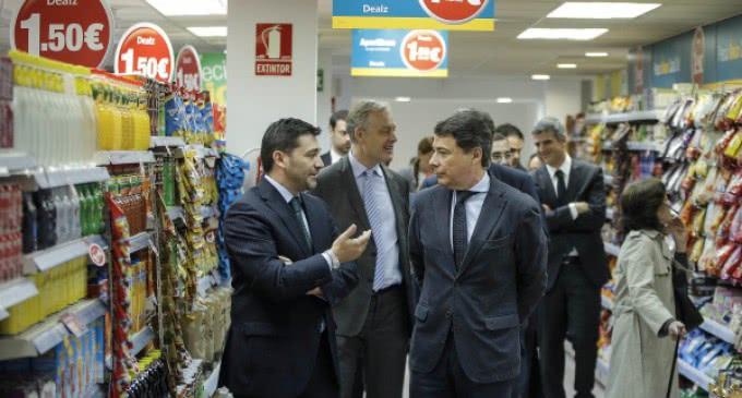 La cadena Dealz abre una tienda en Madrid con 3 mil ofertas, todas a 1.50 euros