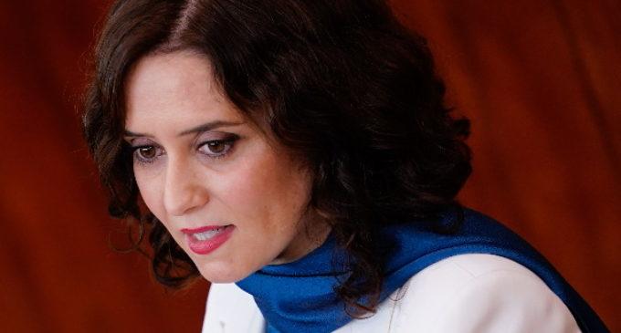 """Discurso de Isabel Díaz Ayuso en la Asamblea de Madrid: """"Debate de Orientación de Política General 2020"""""""