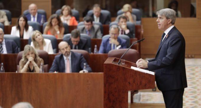 """Garrido exige """"blindar"""" la política de impuestos bajos de la Comunidad de Madrid"""