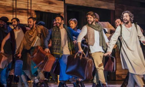 """Vuelve triunfalmente """"33 El Musical"""", la historia del mayor influencer de todos los tiempos"""