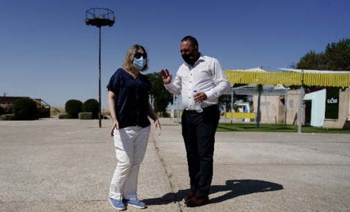 La Comunidad de Madrid reitera el apoyo al patrimonio histórico y cultural de la comarca de Batres tras el incendio de este verano