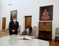 Díaz Ayuso estudiará con García-Page un eje turístico y cultural para revitalizar Aranjuez