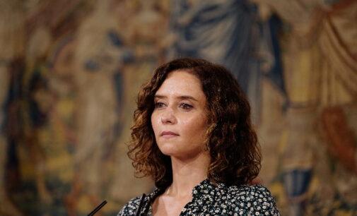 """Díaz Ayuso pide la dimisión de Marlaska: """"El Gobierno de España toma a los ciudadanos por imbéciles"""""""