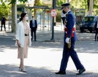 Díaz Ayuso asiste a los actos conmemorativos por el Día de las Fuerzas Armadas, presididos por Sus Majestades los Reyes