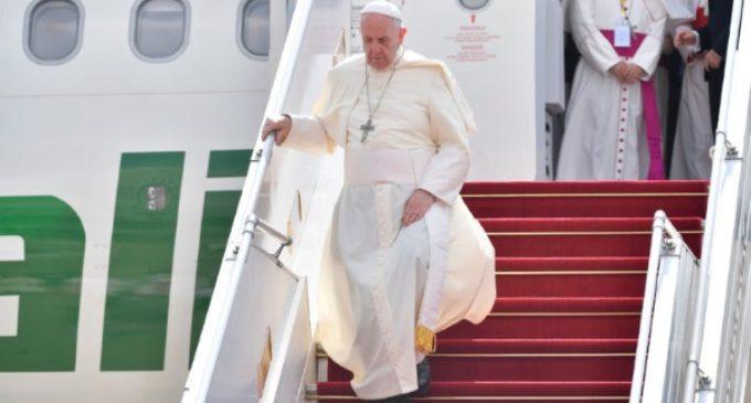 Myanmar: El Papa se ha reunido con el jefe del ejército