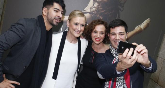 Cifuentes presenta la XXX edición del Festival Internacional Madrid en Danza