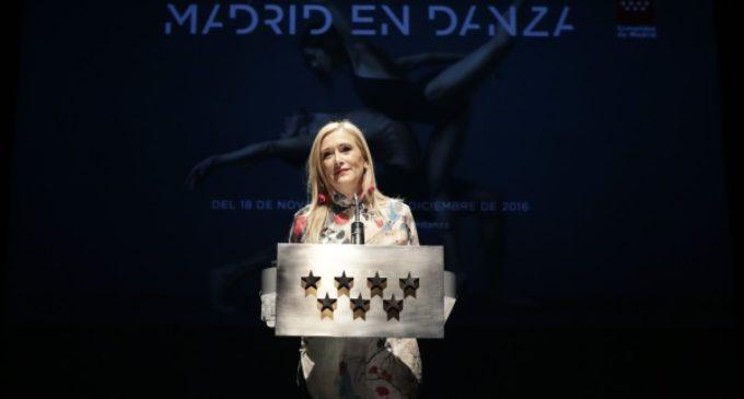 Cifuentes presenta la XXXI Edición del Festival Madrid en Danza en el que participarán 20 compañías