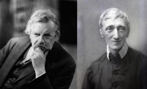 De Chesterton a Newman