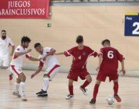 De los Santos asiste a los I juegos Parainclusivos de la Comunidad de Madrid