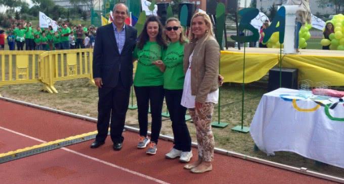La Comunidad apuesta por el deporte escolar para fomentar hábitos saludables