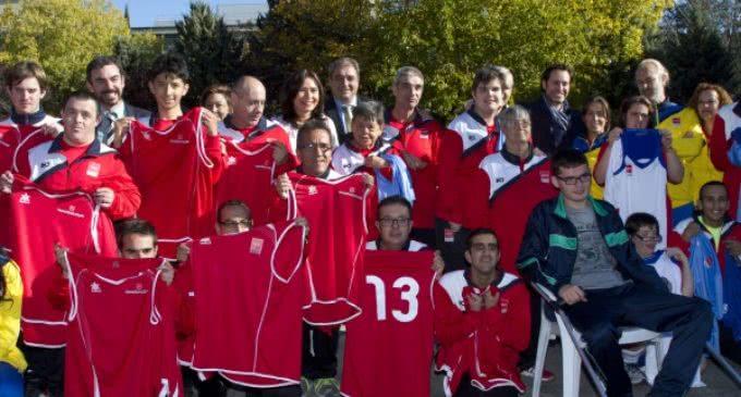 Veinte deportistas con discapacidad intelectual representan a la Comunidad en los Special Olympics