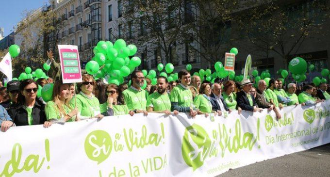 """Derecho a Vivir: """"España no necesita una ley del aborto, necesita una ley que proteja a la mujer embarazada y el derecho a la vida de todos los seres humanos"""""""