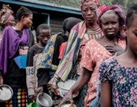 Desplazamiento infantil ante la amenaza del volcán Nyiragongo