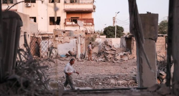 Después de seis años de conflicto, en Siria no hay «ni guerra ni paz»