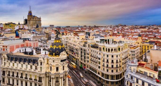 La Comunidad de Madrid destina 5 millones a bonos turísticos para la revitalización del sector