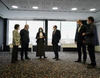 """Díaz Ayuso a Societat Civil Catalana: """"Cuanto más pesados sean los separatistas, más veces voy a venir a Cataluña"""""""