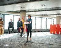 Díaz Ayuso anuncia una nueva planta de tratamiento de residuos en Madrid Nuevo Norte para recuperar el 92% de lo que se genere en las obras y reutilizarlos