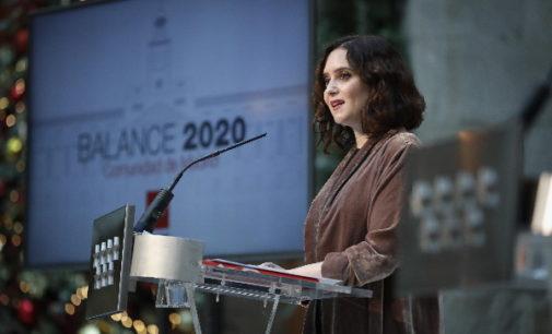 La Comunidad de Madrid cierra 2020 con 2.230 acuerdos aprobados en Consejo de Gobierno y más de 16.233 iniciativas contestadas a la Asamblea