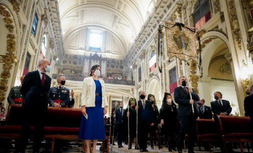 Díaz Ayuso participa en los actos conmemorativos de la fiesta de San Isidro, patrón de la ciudad de Madrid