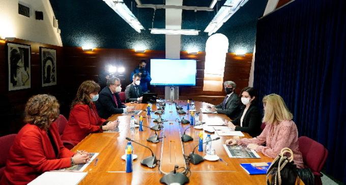 Díaz Ayuso se reúne con la alcaldesa de Pozuelo de Alarcón para abordar la situación del municipio y apoyar a su restauración