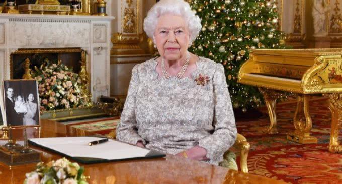Discurso de la reina de Inglaterra: «El mensaje de Jesús es más necesario que nunca»