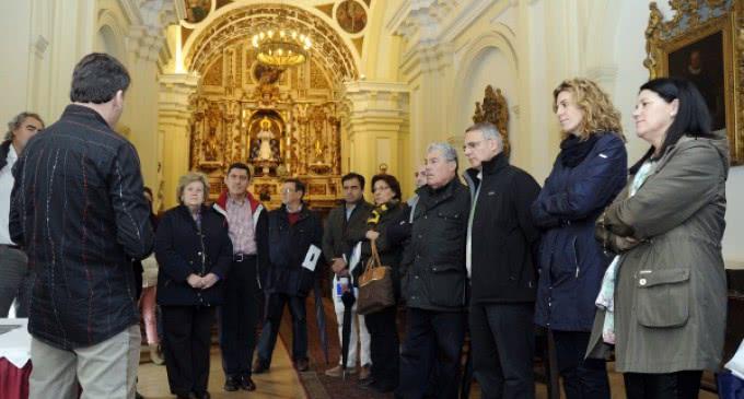 Descubrir 49 monumentos de ocho municipios a través de la red de Cercanías