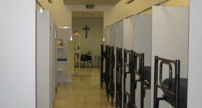 Nuevo dormitorio para hombres sin hogar en proximidad del Vaticano