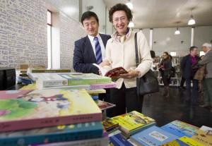 Donación libros chinos 1