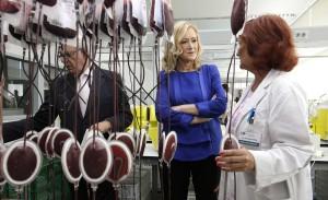 Visita al Centro de Transfusión de la CAM.
