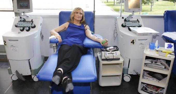 Madrid necesita cada día 900 donaciones de sangre, que salvan la vida de más de 2.500 pacientes
