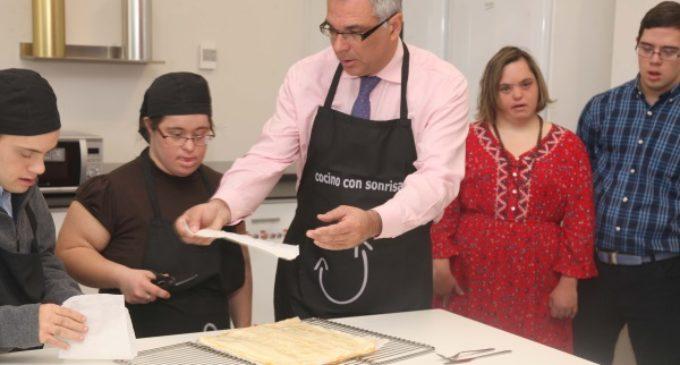 La Comunidad y Down Madrid impulsan la inserción laboral de personas con discapacidad intelectual