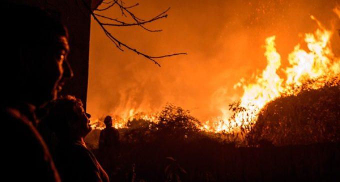 La Iglesia tilda de «grave inmoralidad» el «gesto de provocar un incendio»