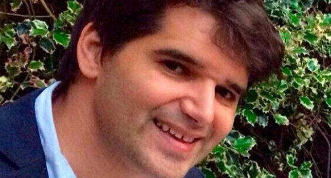 Echeverría, condecorado por la Policía de Londres: «Su comportamiento es una inspiración para todos»