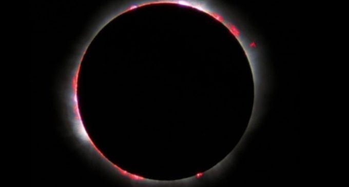 """Fr. Consolmagno: """"El eclipse es una experiencia genial"""""""