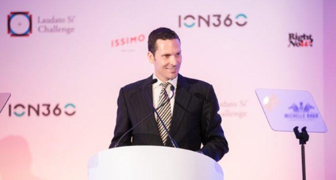 Eric Harr, CEO de Laudato Si' Challenge: «La economía social está en el lado bueno de la historia»