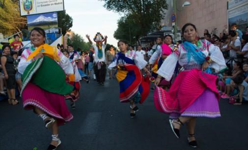 Los ecuatorianos celebran su fiesta nacional en Madrid