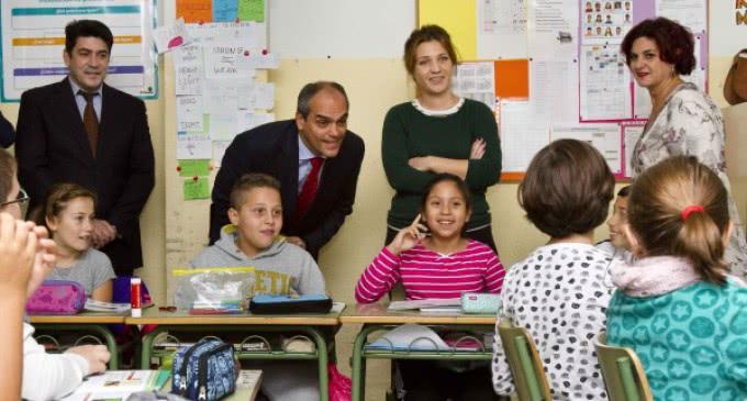 La Comunidad de Madrid invierte este curso escolar 222 millones de euros en Educación especial