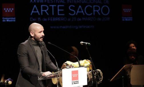 El 28º Festival Internacional de Arte Sacro recorrerá los diferentes lenguajes musicales del espíritu