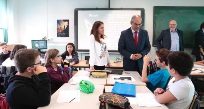 El 72,5% de los jóvenes de 15 años de la Comunidad puede comunicarse de manera fluida en inglés