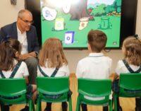 El 93,7 % de las familias madrileñas obtienen plaza en el colegio elegido en primera opción para sus hijos el próximo curso
